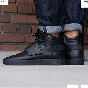 NWT! Adidas Black Tubular Invader Strap Size 10.5